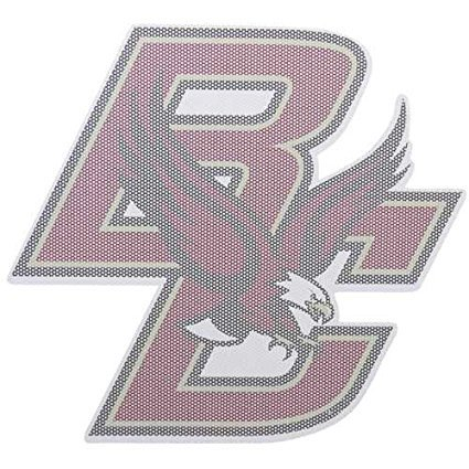 - NCAA Boston College Eagles Large Perforated Window Decal