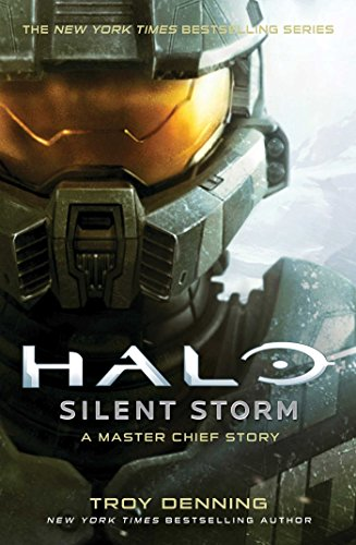 Halo: Silent Storm: A Master Chief Story by Gallery Books