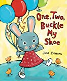 One, Two, Buckle My Shoe, Jane Cabrera, 0823422305