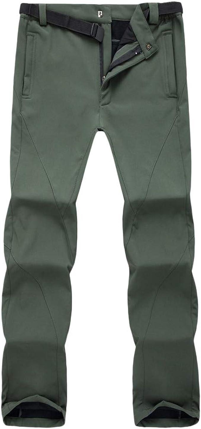 Sylar Pantalones Largos para Hombre Pantalones De Montaña ...