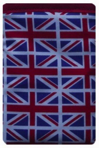 Union Flag Print Apple iPhone SE Socke / Case / Cover