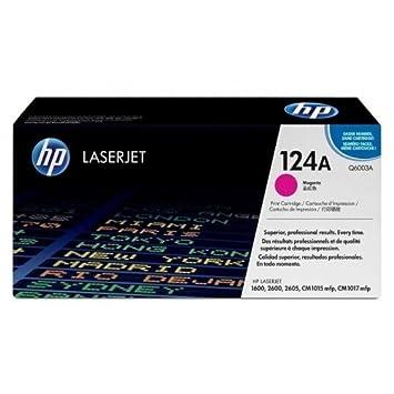 HP 124A Magenta Laserjet Toner Cartridge   Q6003A Toner Cartridges