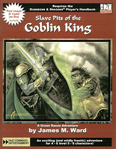 Slave Pits of the Goblin King