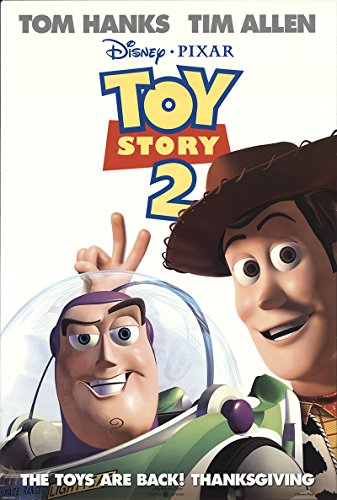 Toy Story 2 1999 Authentic 27