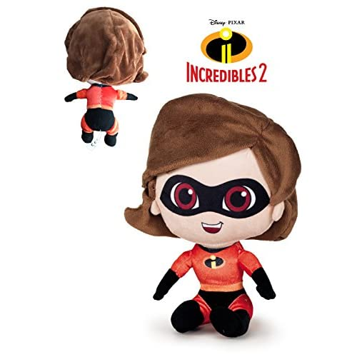 Les Indestructibles - Peluche Elastigirl 28cm Qualité super soft