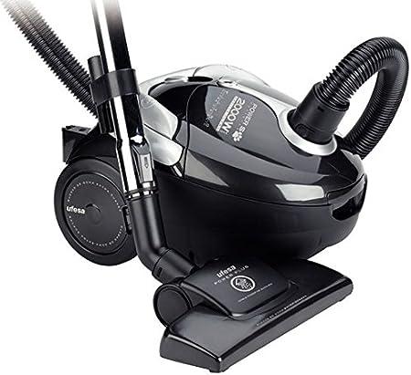 Ufesa AC4820 - Aspirador Con Bolsa (220-240 V, 2000 W, 2.5 L, 271 x 356 x 223 mm, 4100 g), color negro: Amazon.es: Hogar