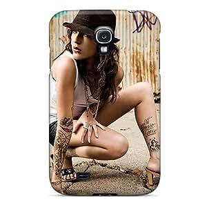 Galaxy S4 Case Cover Skin : Premium High Quality Female Tattoo Models Hd Case