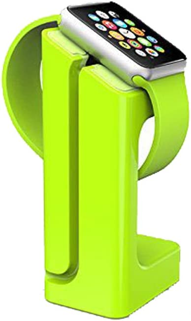 Apple Watch Stand-Apple Watch Charging Stand for Series 6/Series 5 / Series 4 / Series 3 / Series 2 / Series 1; 38mm/40mm/42mm/44mm Apple Watch (Must Have Apple Watch Accessories)