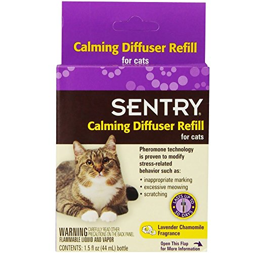 Sentry-484245-Sentry-Calming-Diffuser-for-Refill-for-Cats-15-Ounce