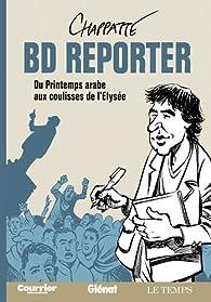 BD Reporter par Patrick Chappatte