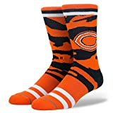 Stance M558C17BTI Men's Bears Tigerstripe Socks