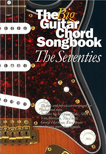 The Big Guitar Chord Songbook: The Seventies
