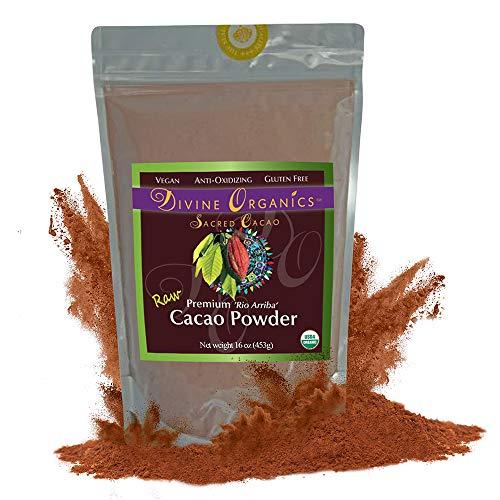 Divine Organics Raw Cacao