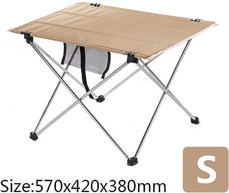 Tavoli Pieghevoli Da Barca.Qinaidi Tavolo Pieghevole In Alluminio Per Picnic Campeggio