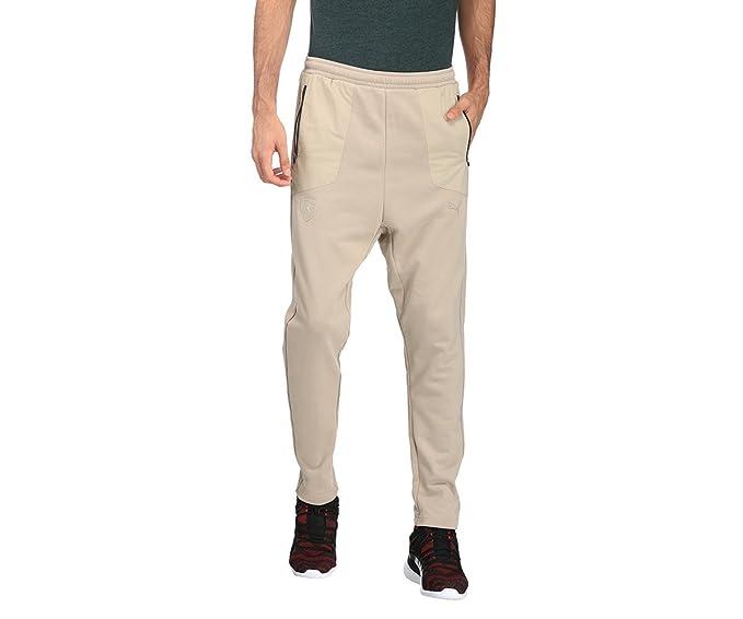 e811b67ff664 Puma Men s Cotton Track Pants  Amazon.in  Clothing   Accessories