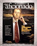 Edgar Bronfman Jr. (Seagram, Vivendi Universal, Warner) - Cigar Aficionado Magazine - March / April 2003