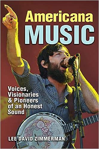 cover image, Americana Music