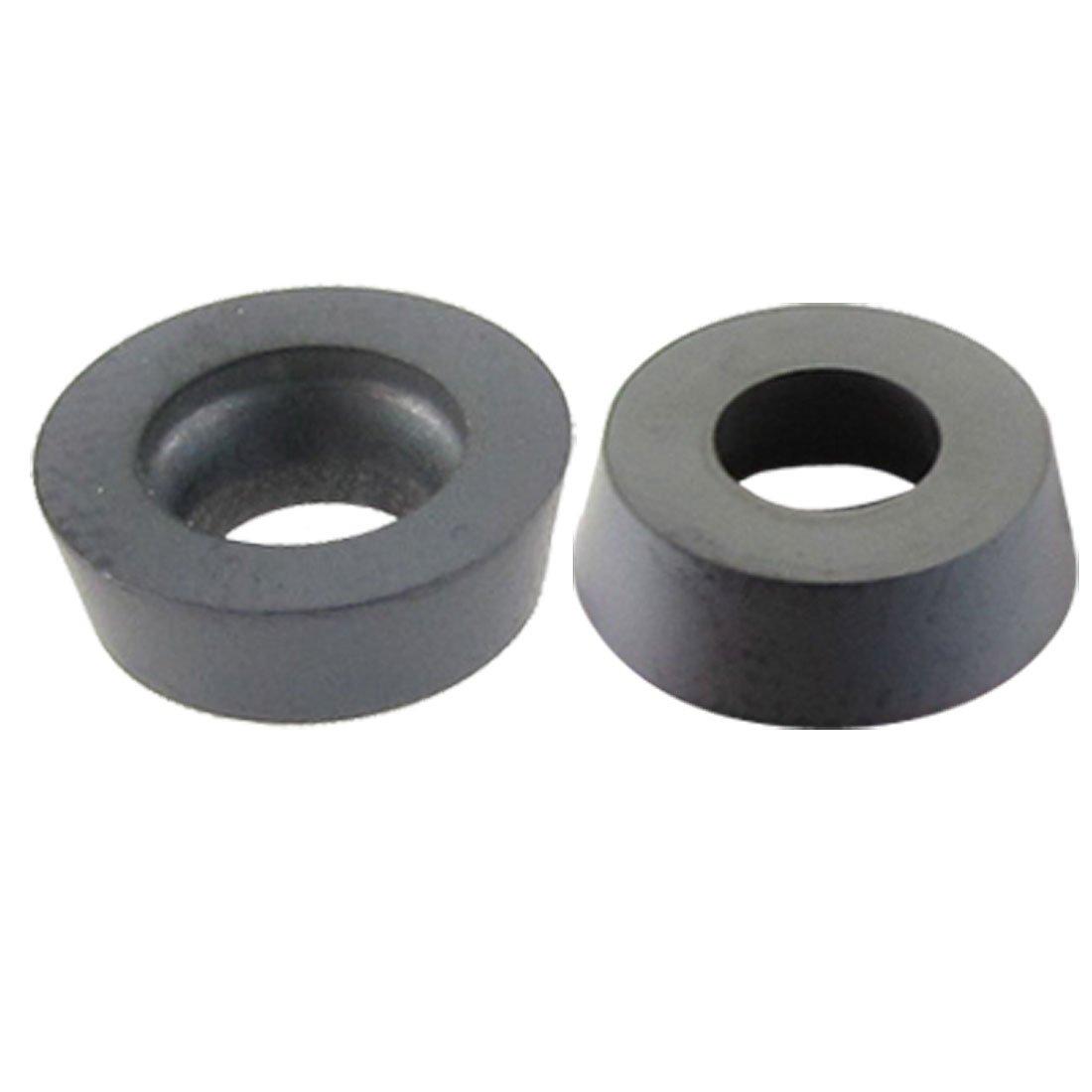 uxcell® Machine Lathe Milling Tool 10mm Dia Round Carbide Insert 10 Pcs