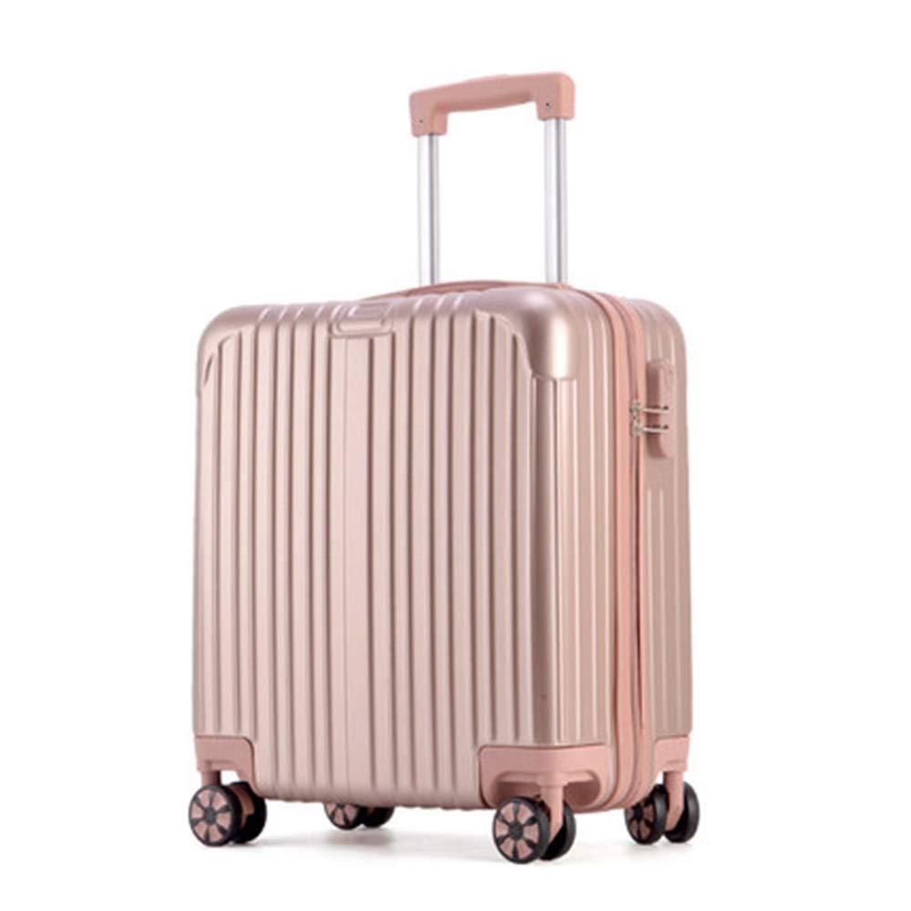 スーツケース - トロリーケース、ユニバーサルホイール、ビジネス、近距離旅行、軽い荷物、傷のつきにくいパスワードボックス、搭乗ケース - スーツケース HARDY-YI 6544 B07RWYZ4GG