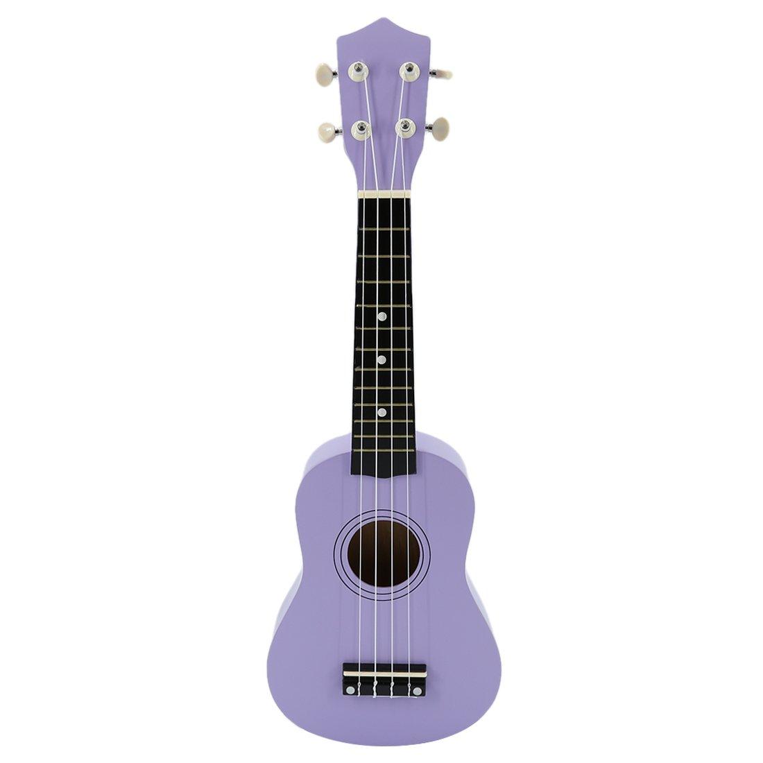 ウクレレ、子供子供用ギターsopraro木製ウクレレ大人hmane 21インチEnvironmental beginnerb - - - - - - - 20.87*6.89Inch パープル 65O48NYK3L67J7H0Y1211WBAW 20.87*6.89Inch パープル B07B7J8R3Z