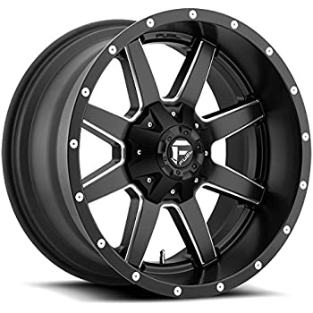 Amazon Com Fuel Maverick 20 Black Wheel Rim 6x135 6x5 5 With A