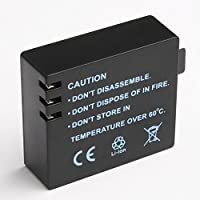 ZORROO 1100mAh Li-Polymer Battery and Dual USB Charger Kit for SJ4000,SJ5000, of Sunco, SJCAM, RioRand, AFUNTA, Tronsmart, Tronsport , MeGoodo,