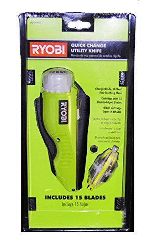 Ryobi Chartreuse Quick Change Utility Kn - Quick Change Utility Knife Shopping Results