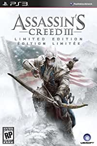 PS3 Assassin's Creed 3 LE - Trilingual - Limited Edition