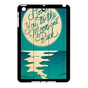 I love you to the moon and back DIY Case for Ipad Mini, Custom I love you to the moon and back Case