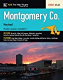 img - for Montgomery County MD Atlas (Montgomery County (MD) Street Map Book) book / textbook / text book