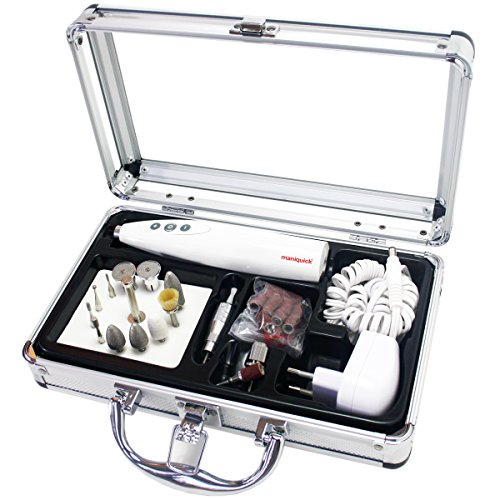 Maniquick Professional Manicure and Pedicure Set by Maniquick