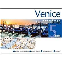 Venice PopOut Map: Handy, Pocket-sized, Pop-up Map for Venice