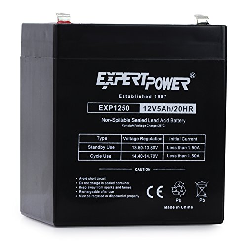 12 volt 5ah battery - 1
