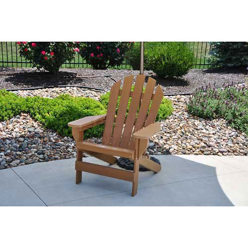 Cape Cod Adirondack Chair, Cedar
