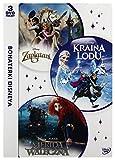 Frozen / Tangled / Brave (BOX) [3DVD] (English audio. English subtitles)