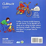 Caillou: Training Wheels (Clubhouse)