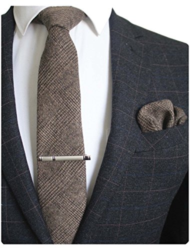 wool ties for men - 2