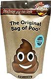 Original Bag of Poo-brown cotton candy