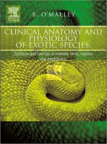 Clinical Anatomy and Physiology of Exotic Species - B. O'Malley [PDF]