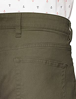 Goodthreads Men's Slim-Fit 5-Pocket Comfort Stretch Chino Pant