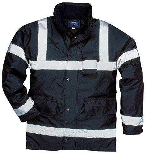 Portwest S433 Large Navy Iona Lite Jacket - Limited Snowboard Jacket