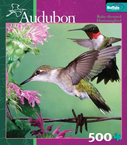 Audubon: Ruby-throated Hummingbird