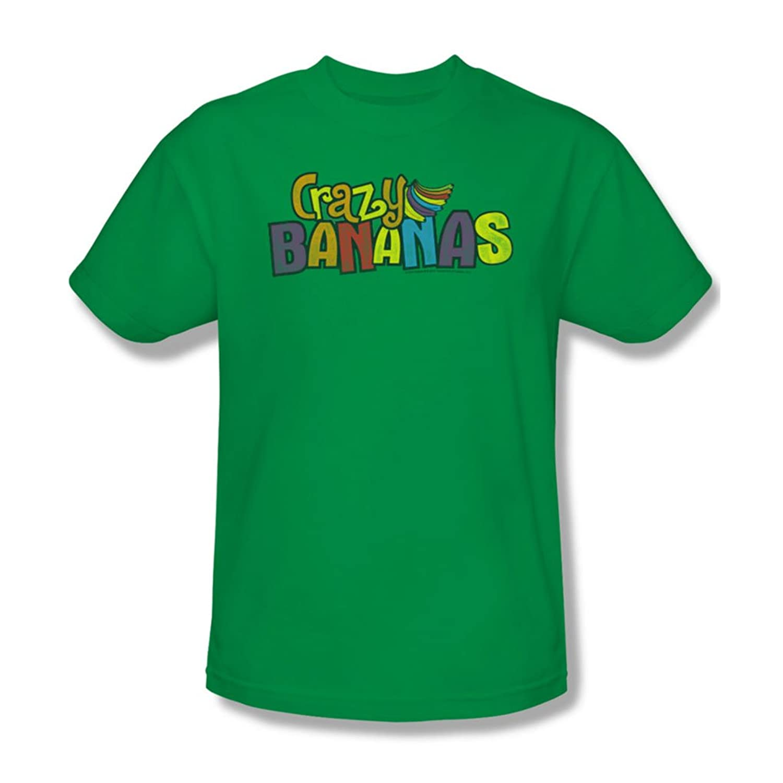 Dubble Bubble - Mens Crazy Bananas T-Shirt