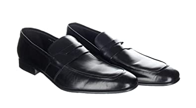 Senato Penny Loafer in Black Style 1929 Size 13 New without tags
