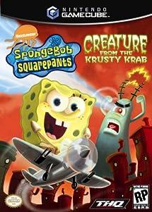 spongebob squarepants creature from the krusty krab gamecube