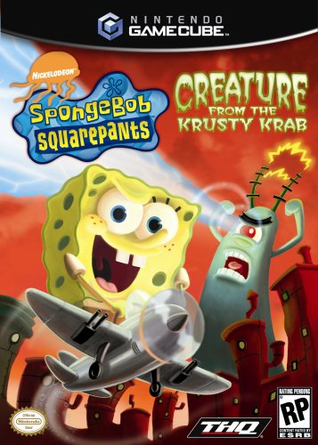 Nintendo Spongebob Squarepants: Creature From the Krusty ...