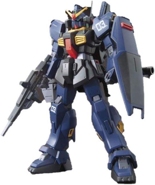 GUNDAM - HGUC RX-178 Gundam MK-II Titans 1/144 - Model Kit ...