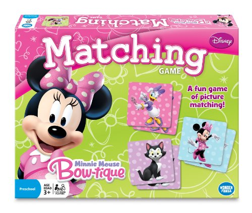 Minnie Mouse Matching Game ()