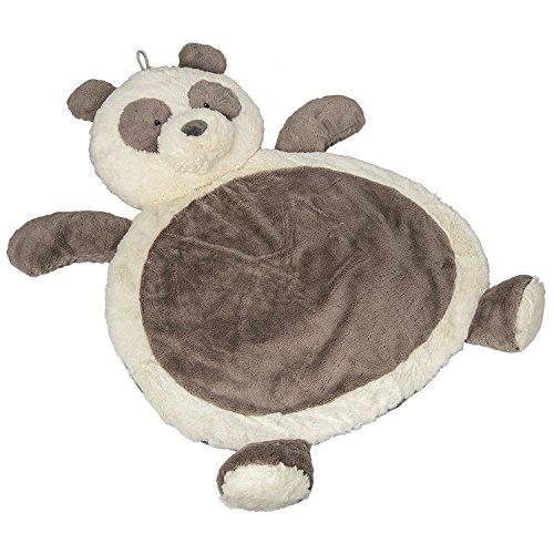 Mary Meyer Bestever Baby Mat, Grey and White Panda ()