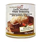 The Garlic Box Hot Garlic Mashed Potato Seasoning, 120 Gram